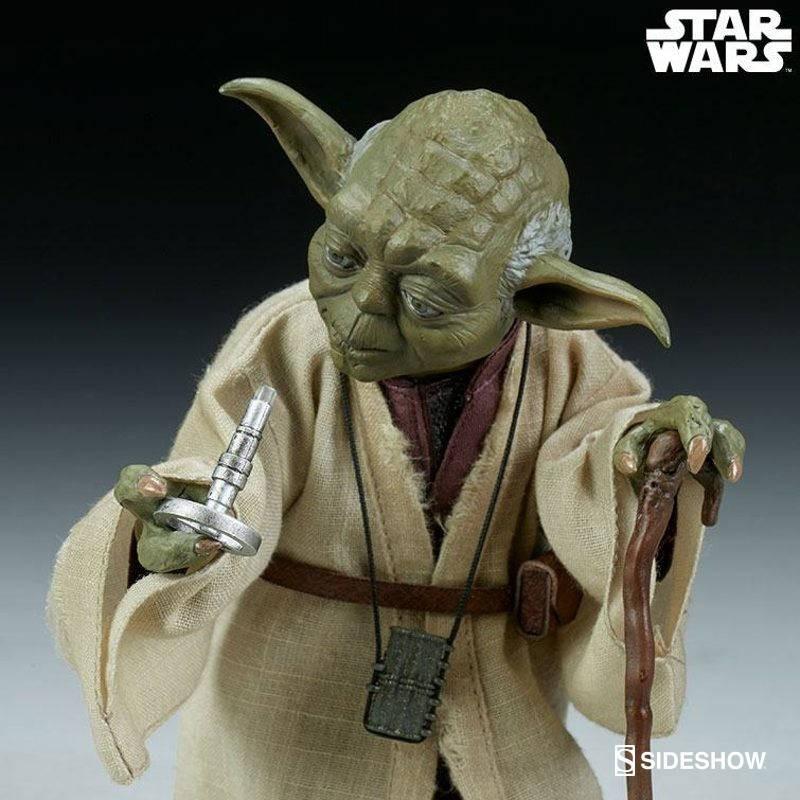 Yoda - Star Wars Episode V - 1/6 Scale Figur