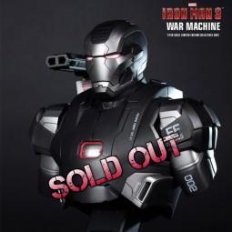 War Machine - Iron Man 3 - 1/4 Scale Bust