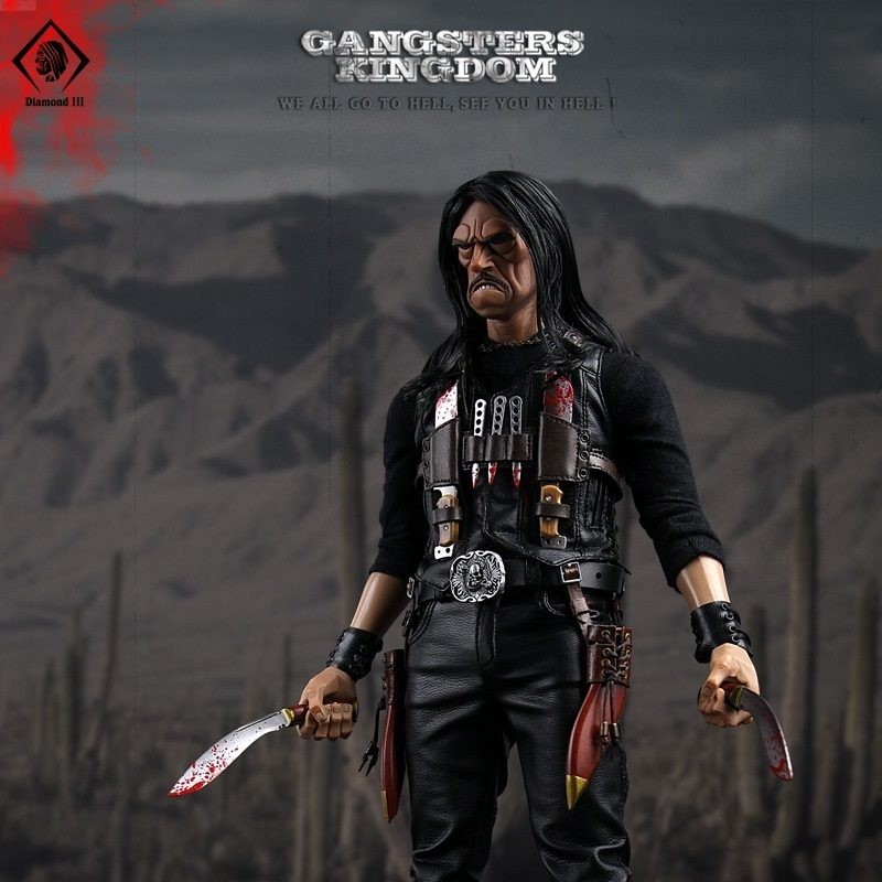 Diamond 3 Juárez - Gangster's Kingdom - 1/6 Scale Actionfigur