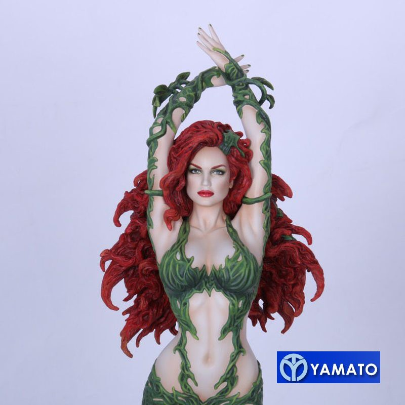 Poison Ivy - Luis Royo - 1/6 Scale Statue