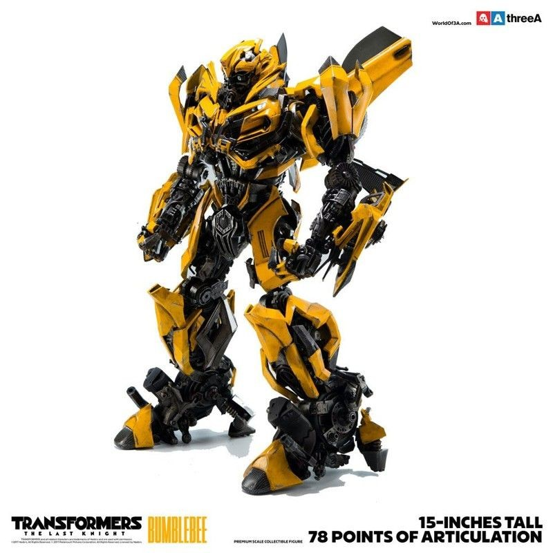 Bumblebee - Transformers The Last Knight - 1/6 Scale Action Figur