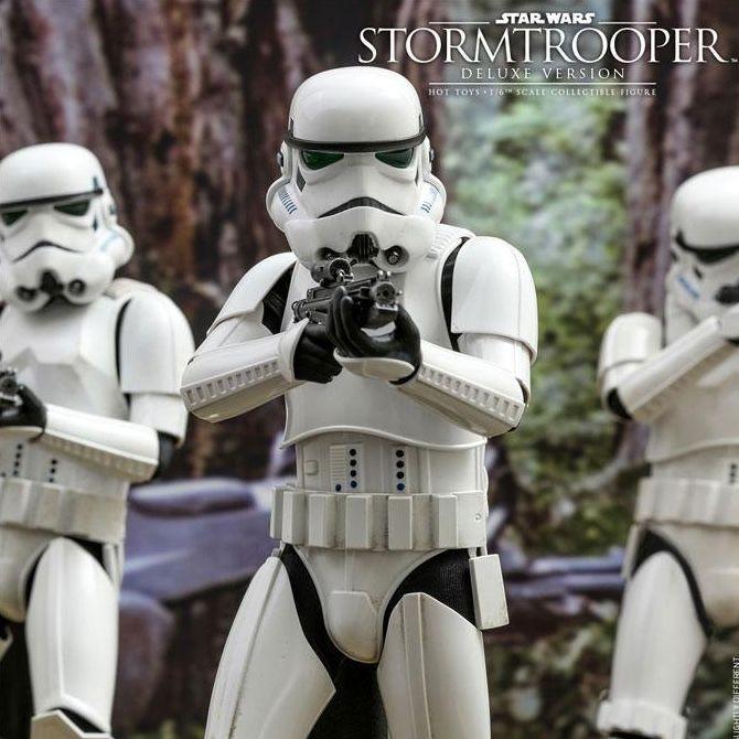Stormtrooper (Deluxe Version) - Star Wars - 1/6 Scale Figur