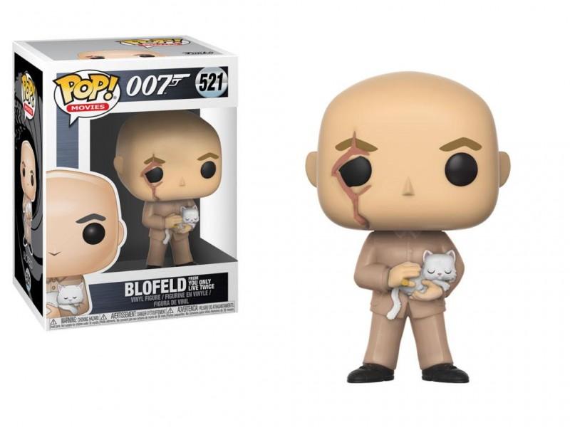 Blofeld - James Bond - Movies POP! Vinyl Figur