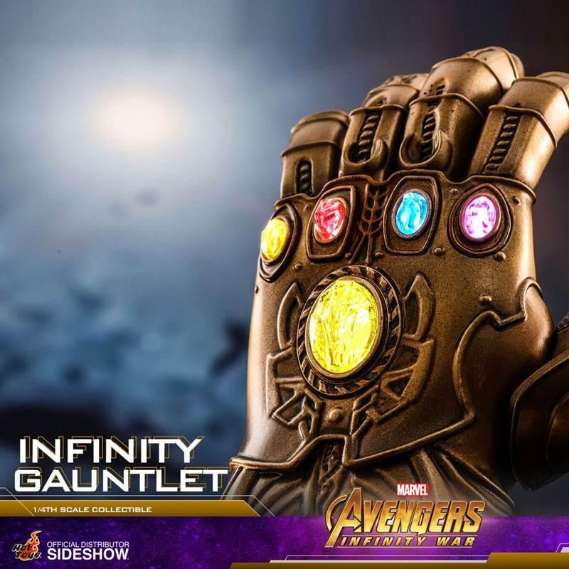 Infinity Gauntlet - Avengers Infinity War - 1/4 Scale Replica