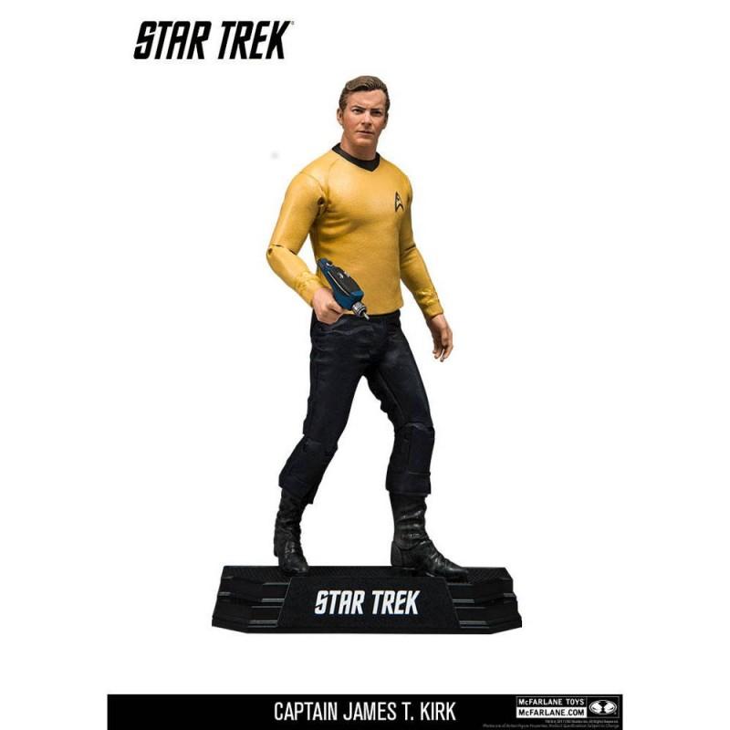 Captain James T. Kirk - Star Trek TOS - Actionfigur