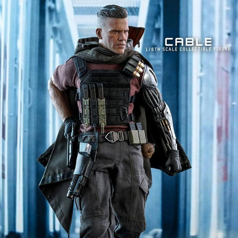 Cable - Deadpool 2 - 1/6 Scale Figur