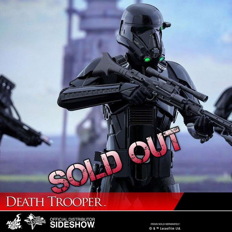 Death Trooper - Rogue One: A Star Wars Story - 1/6 Scale Figur