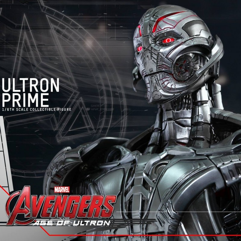 Ultron Prime - Age of Ultron - 1/6 Scale Figur