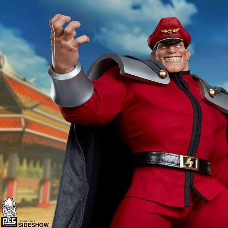 M. Bison Alpha - Street Fighter - 1/3 Scale Statue