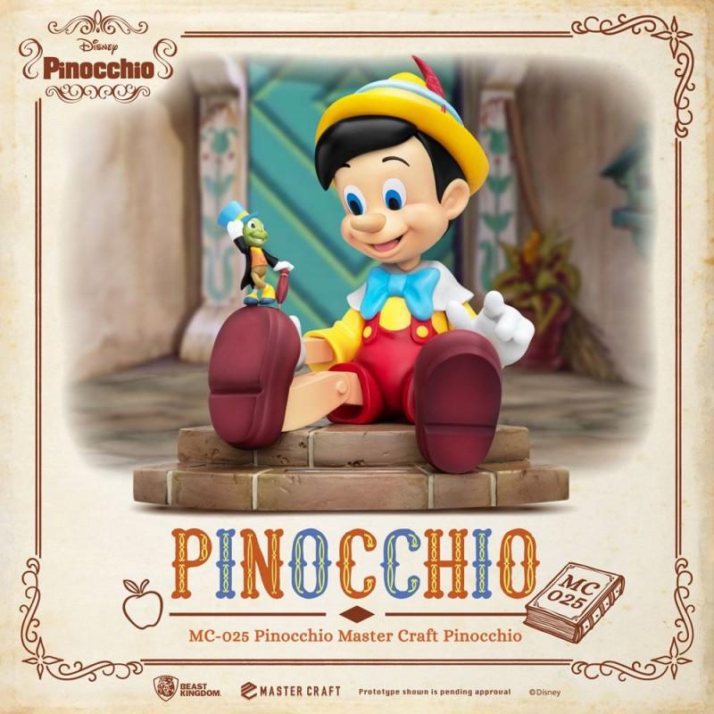 Pinocchio - Disney - Master Craft Statue