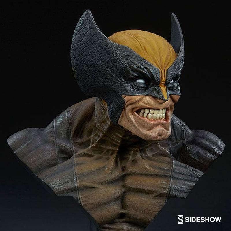 Wolverine - Marvel Comics - Life-Size Büste