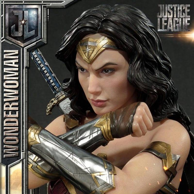 Wonder Woman - Justice League - 1/3 Scale Büste