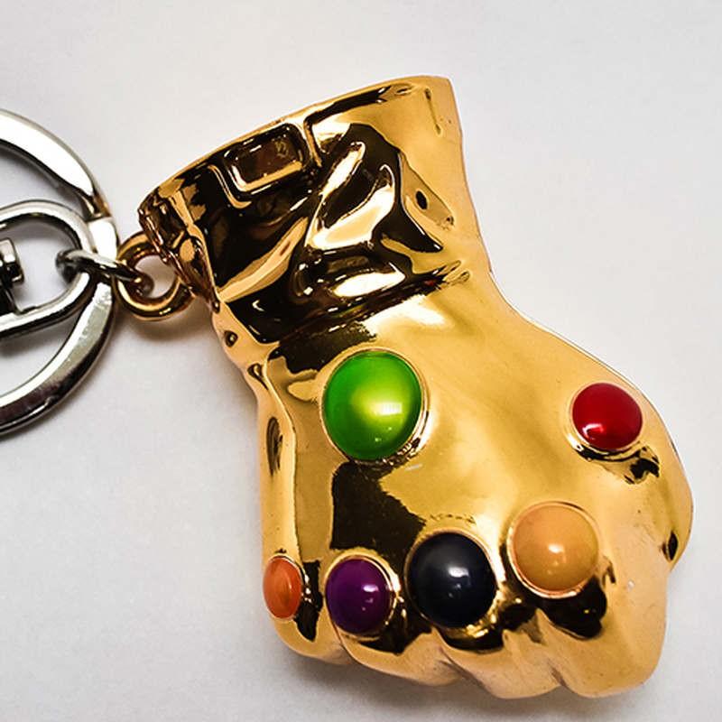 Infinity Gauntlet - Marvel Comics - Metall Keychain