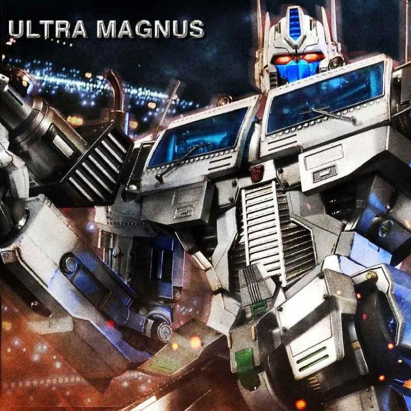 Ultra Magnus - Transformers - Polystone Statue