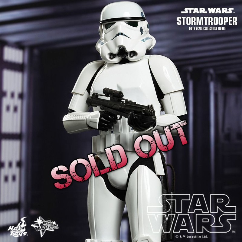 Stormtrooper - Star Wars - 1/6 Scale Action Figur