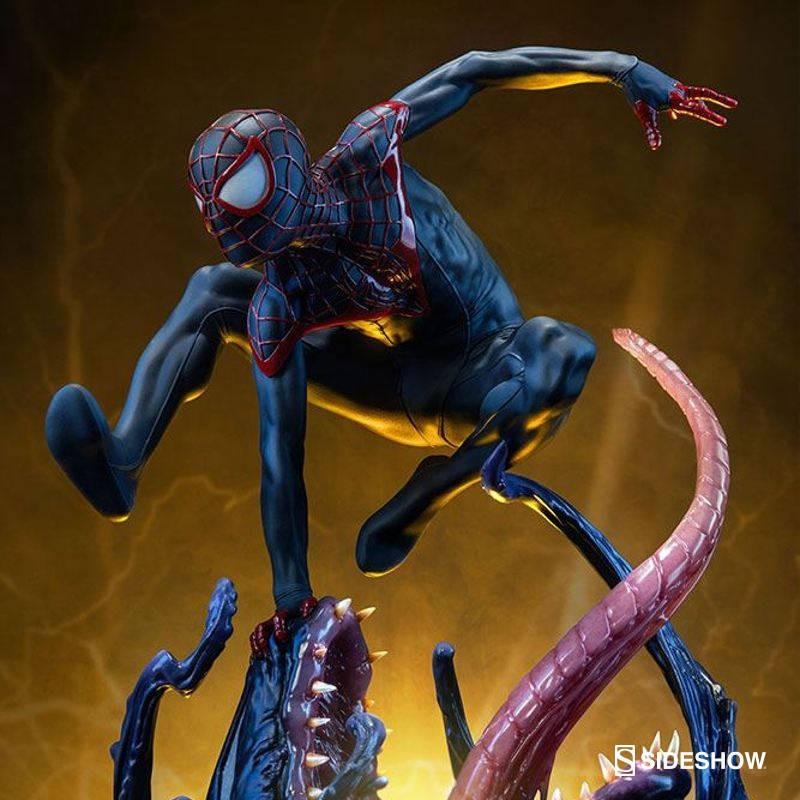 Spider-Man Miles Morales - Premium Format Statue