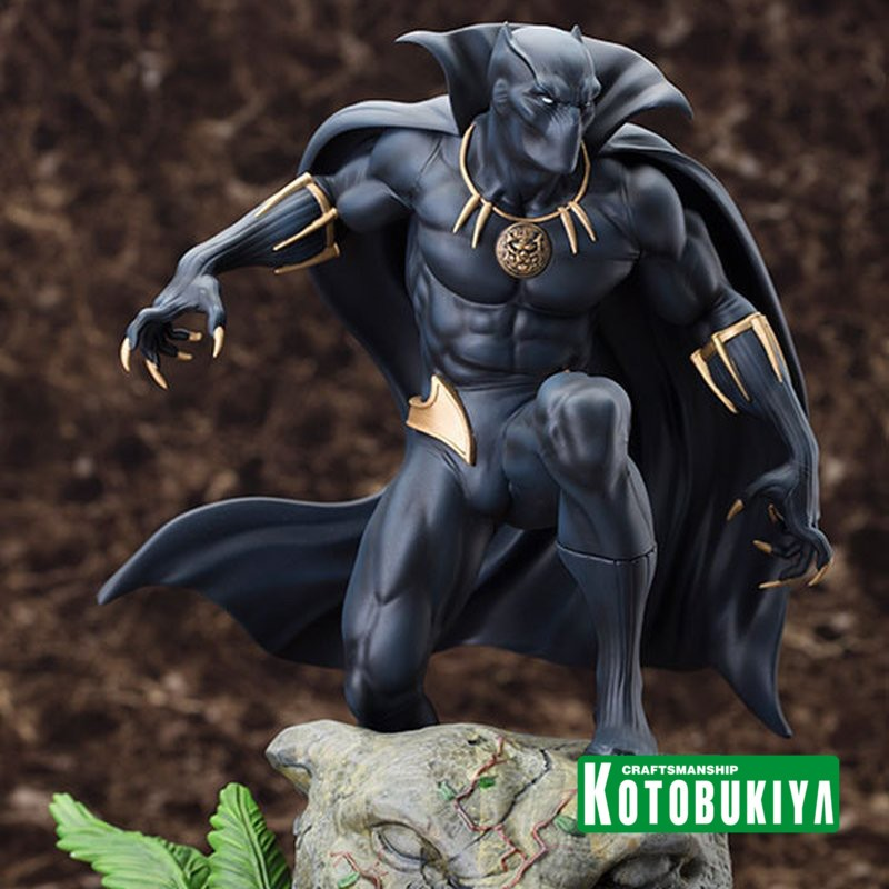 Black Panther - Marvel Comics - 1/6 Scale Fine Art Statue