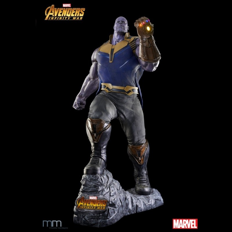 Thanos - Avengers Infinity War - Life-Size Statue