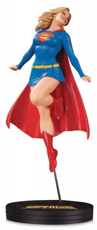 Supergirl by Frank Cho - DC Comics Cover Girls - Resin Statue