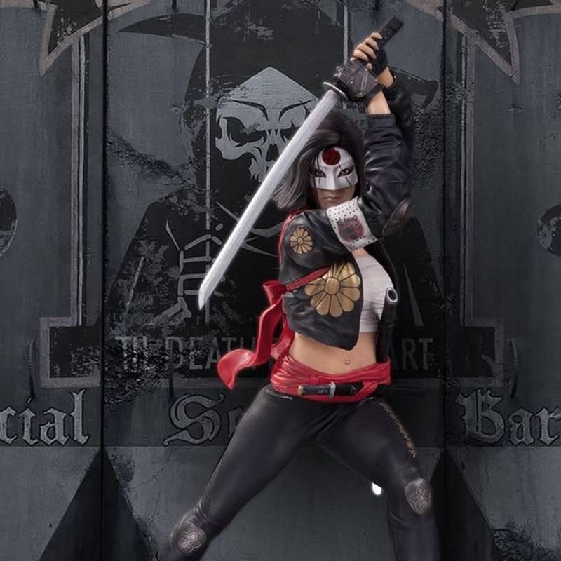 Katana - Suicide Squad - Resin Statue
