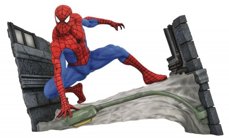 Spider-Man Webbing - Marvel Gallery - PVC Statue