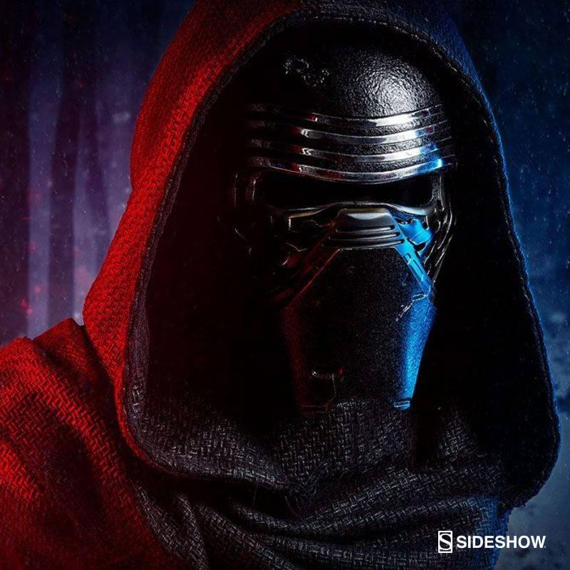 Kylo Ren - Star Wars - Life-Size Büste