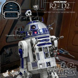 R2-D2 (Deluxe Version) - Star Wars - 1/6 Scale Figur