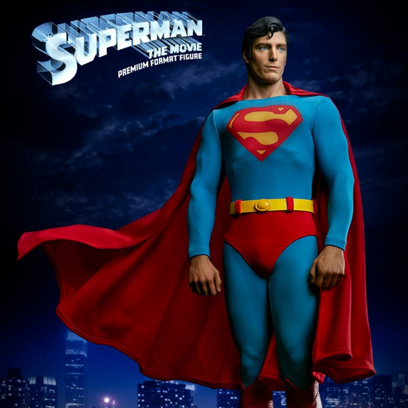 Superman - Superman: The Movie - Premium Format Statue