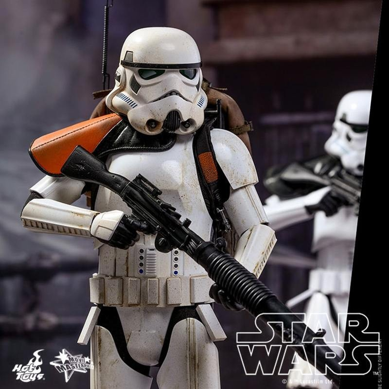 Stormtrooper Jedha Patrol TK-14057 - Rogue One: A Star Wars Story - 1/6 Scale Figur