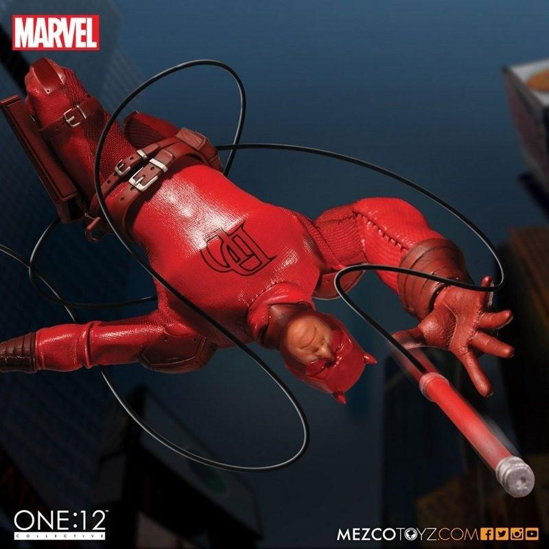 Daredevil - Marvel Universe - 1/12 Scale Figur