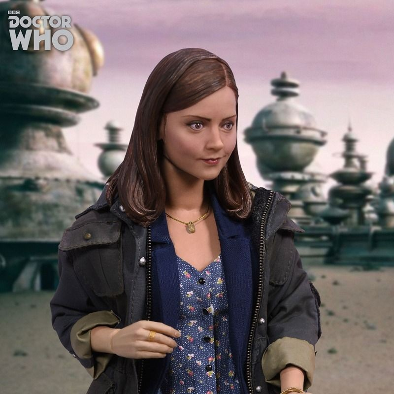 Clara Oswald Series 7B - Doctor Who - 1/6 Scale Figur