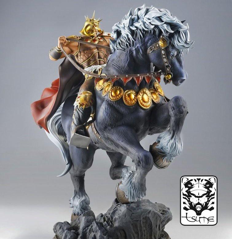 Raoh - King of Hokuto - 1/6 Scale HQ Statue