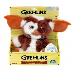 Dancing Gizmo - Gremlins - Plüschfigur mit Sound