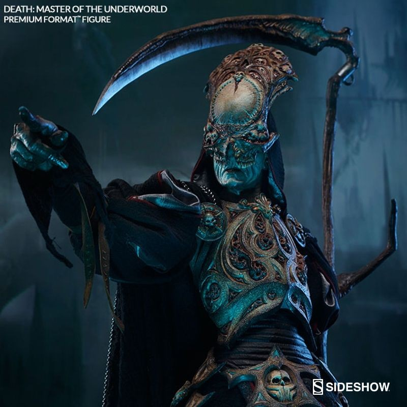 Death Master of the Underworld - Premium Format Statue