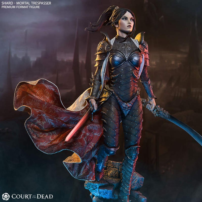 Shard: Mortal Trespasser - Premium Format Statue