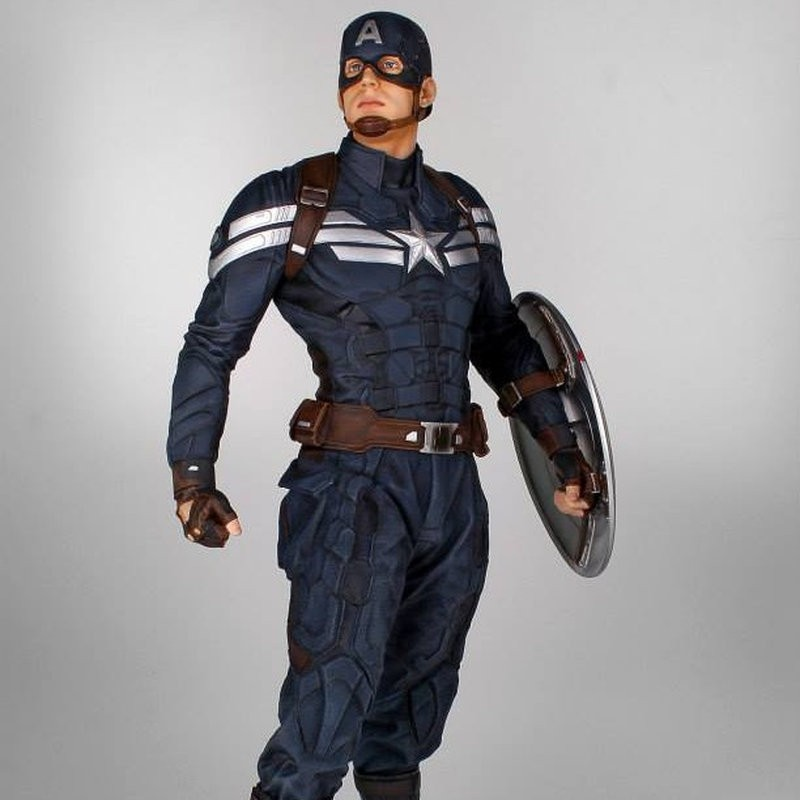 Captain America - The Return of the First Avenger - 1/4 Scale Statue