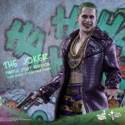 The Joker (Purple Coat Version) - Suicide Squad - 1/6 Scale Figur