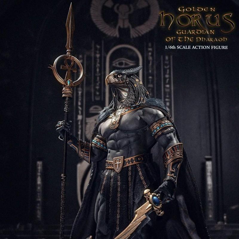 Horus Guardian of Pharaoh (Golden) - 1/6 Scale Actionfigur