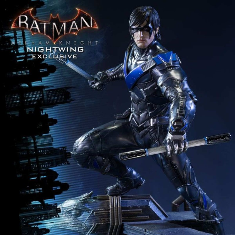 Nightwing Exclusive - Arkham Knight - 1/3 Scale Statue