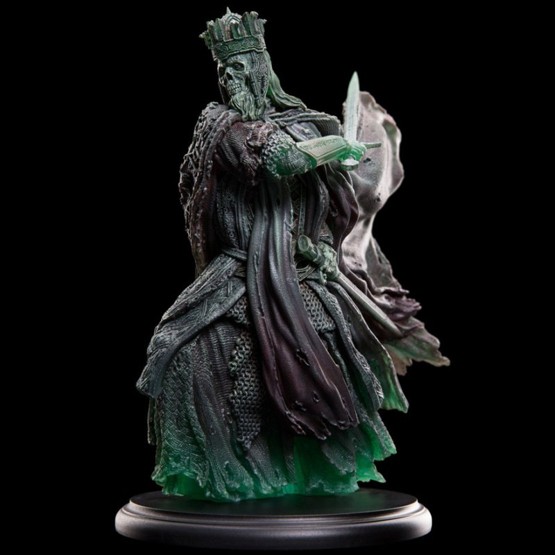 King of the Dead - Herr der Ringe - Statue 17 cm