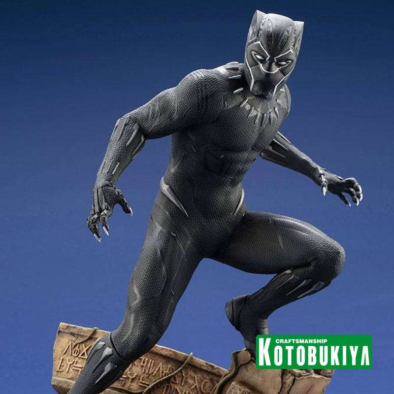 Black Panther - Black Panther - 1/6 Scale ARTFX Statue