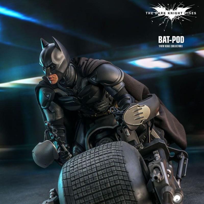 Bat-Pod - Batman The Dark Knight Rises - 1/6 Scale Fahrzeug