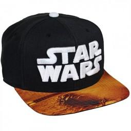 STAR WARS - Snapback Cap - Han Carbonite Scene