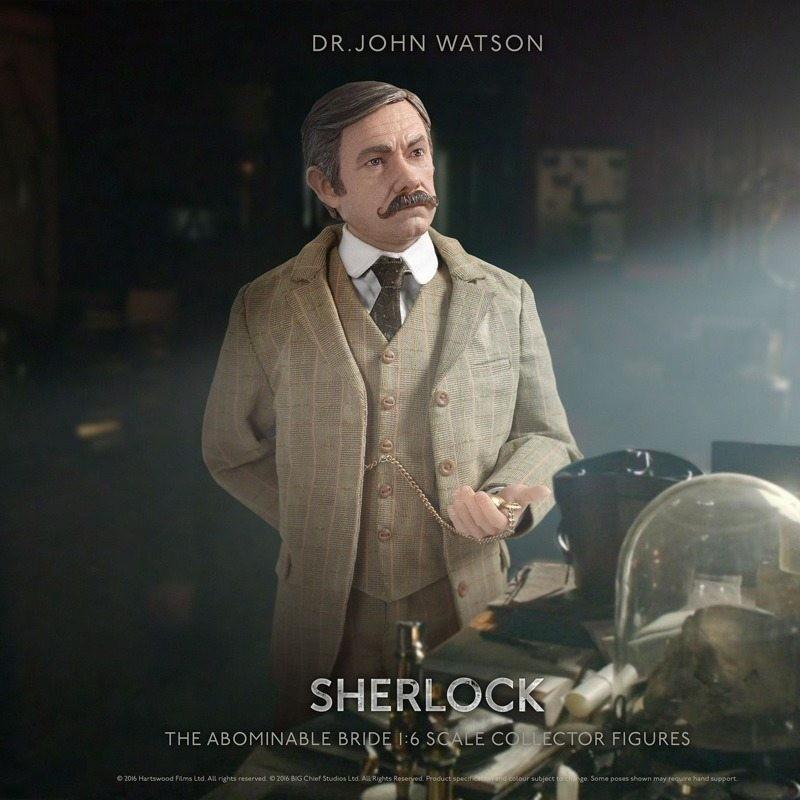 Dr. John Watson The Abominable Bride - Sherlock - 1/6 Scale Figur