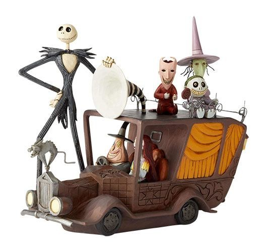 Mayor Car - Nightmare Before Christmas - Disney Showcase Collection Statue