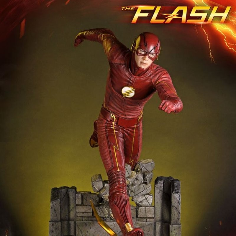 The Flash - DC Comics - Polystone Statue