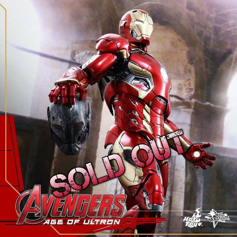 Mark XLV - Age of Ultron - Diecast 1/6 Scale Figure
