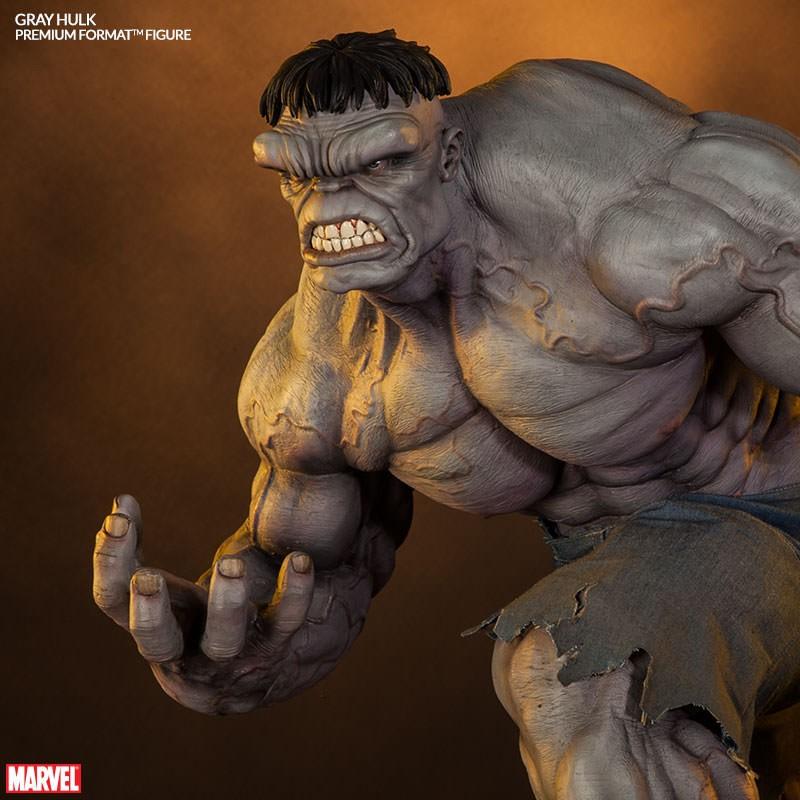 Gray Hulk - Premium Format Statue