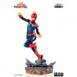 Captain Marvel - Marvel Comics - BDS Art 1/10 Scale Statue