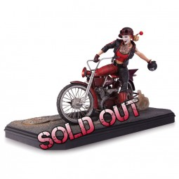 Harley Quinn - Gotham City Garage - Resin Statue